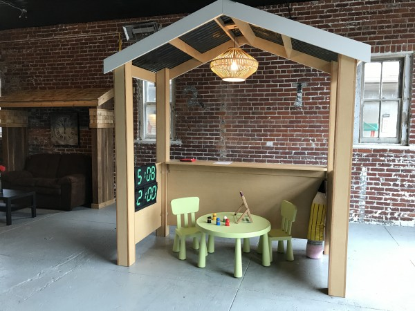 The Versatile Indoor Cabana