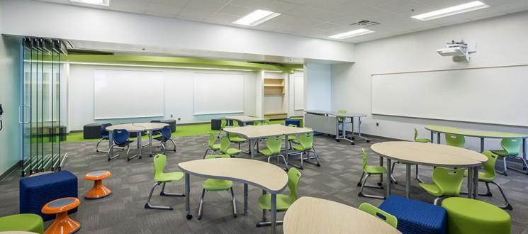 Artco Bell Classroom 2